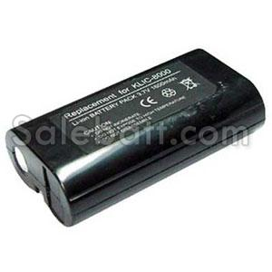 3.7V, 1600mAh Kodak EASYSHARE Z1012 IS replacement battery