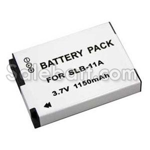 3.7V, 1150mAh Samsung WB700 replacement battery