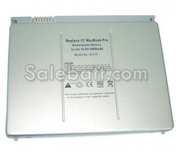 10.8V, 5400mAh MacBook Pro 15 inch MA463LL/A replacement battery