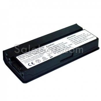 7.2V, 6600mAh FPCBP195AP replacement battery