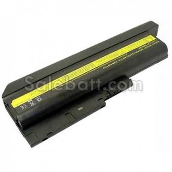 10.8V, 7800mAh ThinkPad T60p 6373 replacement battery