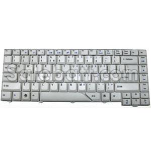 White Acer Aspire 5520-5A2G16 keyboard