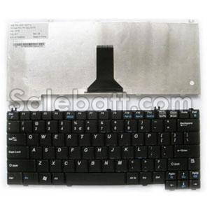 Black Acer TravelMate 4050 keyboard