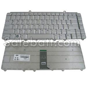 Silver Dell Inspiron 1545 keyboard