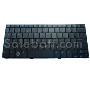 Black Dell Inspiron mini 10V keyboard