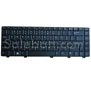 Black Dell Vostro 3300 keyboard