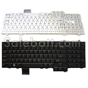 Black dell Studio 1737 keyboard
