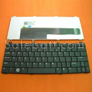 Black Dell PK1305G0100 keyboard