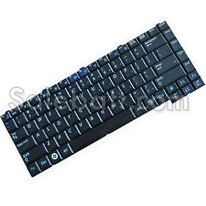 Black Samsung R60 keyboard