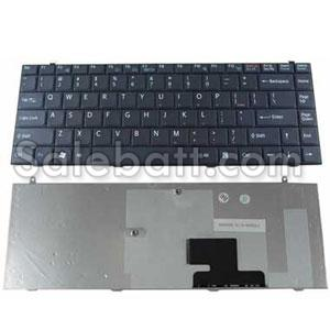 Black Sony VGN-FZ445E/B keyboard