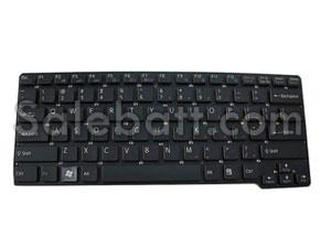 Black Sony VPCCW1UFX/R keyboard