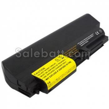 10.8V, 7800mAh ThinkPad T400 replacement battery