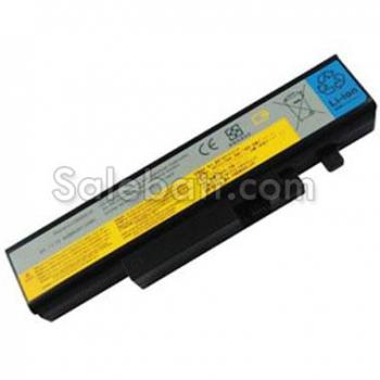 10.8V, 4400mAh IdeaPad Y470N replacement battery
