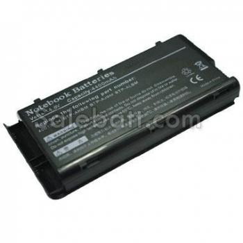 14.8V, 4400mAh BTP-ALBM replacement battery