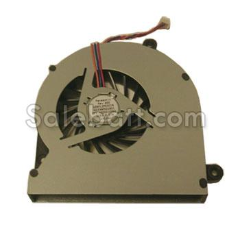 Toshiba Satellite C655D fan