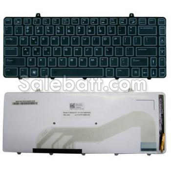 Dell Alienware m11x keyboard